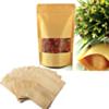 50 Sacs De Conservation Des Aliments En Papier Kraft 22cm x 16cm ( Remplacez vos bocaux et vos boites en plastique )