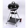 Barbecue à Charbon BRIGHTON Avec Couvercle Et Roulettes