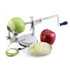 Éplucheur Pomme 3 en 1 Pèle Pomme avec Support Ventouse Pour Tout les Types de Fruits et Légumes