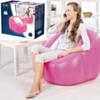 Fauteuil Gonflable Bestway Comfi Cube (Pour l'intérieur comme pour l'extérieur)