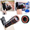 Objectif Photo Universel X8 Pour Smartphone Zoom Jusqu'à 8 Fois ( compatible avec Tout les Smartphones )