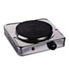 Réchaud Électrique Silver - Une Plaque de cuisson 1500W (idéal pour la maison, le bureau et les voyages )