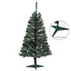 Sapin De Noël Artificiel de 1,50 m Avec pied - 280 branches