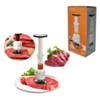 Injecteur De Sauces Et Attendrisseur De Viande ( attendrir et aromatiser votre viande, vos steaks,..en même temps)