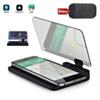 Support pour téléphone mobile smartphone avec miroir. Ne portez plus votre tel, lisezvotre écran sur le miroir